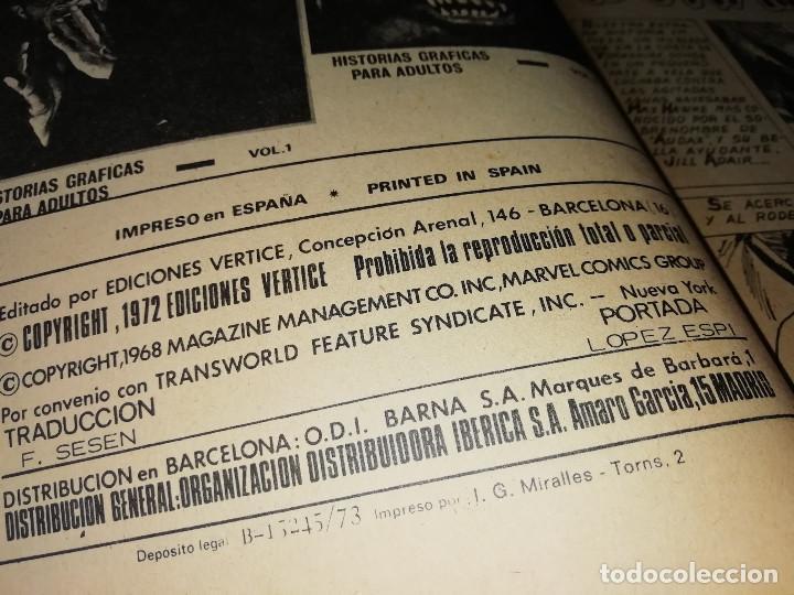 Cómics: MAX AUDAZ. VOLUMEN 1. EDICION ESPECIAL. VERTICE. TACO, 1973. BUEN ESTADO. - Foto 5 - 155825010