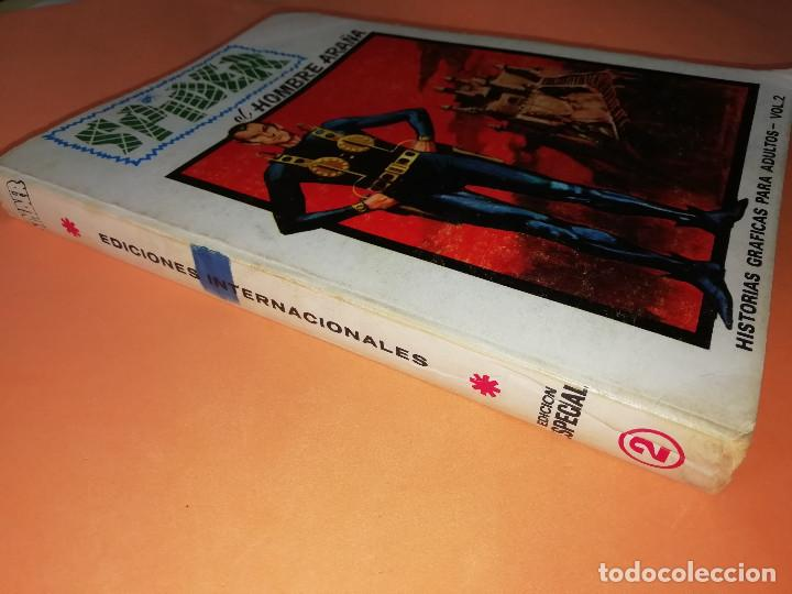 Cómics: SPIDER. VOLUMEN 2. EDICION ESPECIAL. VERTICE. TACO. 1973. BUEN ESTADO. - Foto 2 - 155825922