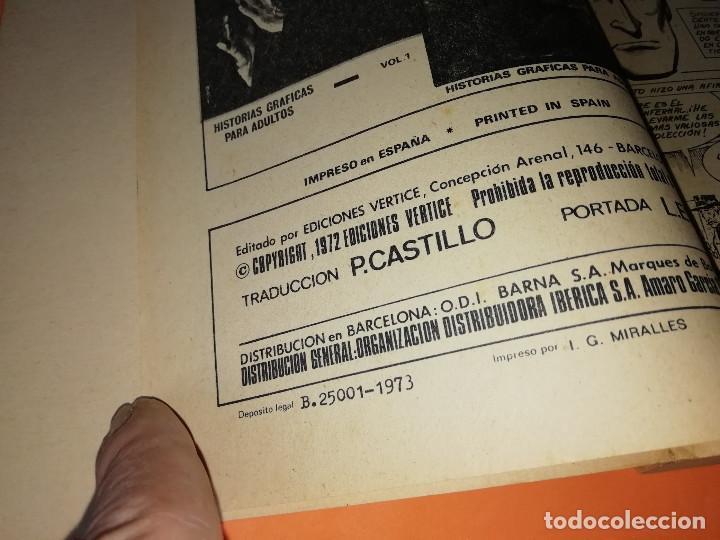Cómics: SPIDER. VOLUMEN 2. EDICION ESPECIAL. VERTICE. TACO. 1973. BUEN ESTADO. - Foto 4 - 155825922