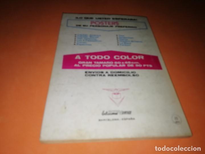 Cómics: METEORO. SABOTAJE EN LA PISTA.Nº 4. VERTICE. TACO. BUEN ESTADO. 1972. - Foto 2 - 155843718
