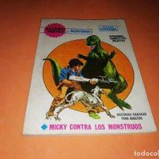 Cómics: MICKY CONTRA LOS MONSTRUOS. SELECCIONES VERTICE. Nº 71. VERTICE. TACO. BUEN ESTADO. 1970.. Lote 155845322