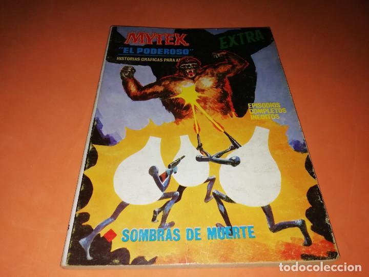 MYTEK EL PODEROSO. Nº 13. SOMBRAS DE MUERTE. VERTICE. TACO. BUEN ESTADO. 1970. (Tebeos y Comics - Vértice - Otros)