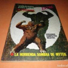 Cómics: MYTEX EL PODEROSO. Nº 12. LA HORRENDA SOMBRA DE MYTEX. VERTICE. TACO. BUEN ESTADO. 1970.. Lote 155847154