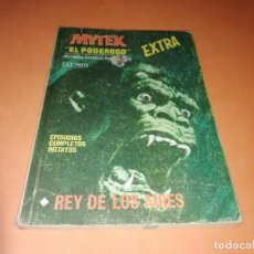 Cómics: MYTEX EL PODEROSO. Nº 7.REY DE LOS AIRES. VERTICE. TACO. BUEN ESTADO. 1970.. Lote 155847906