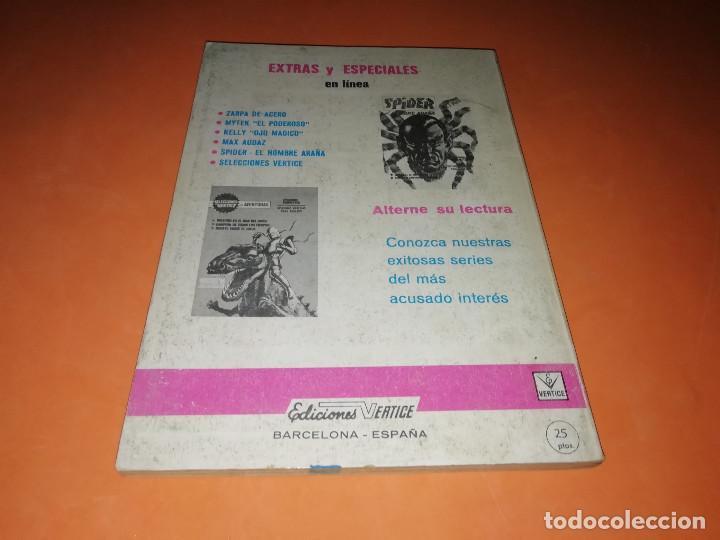 Cómics: MYTEK EL PODEROSO. Nº 7.REY DE LOS AIRES. VERTICE. TACO. BUEN ESTADO. 1970. - Foto 2 - 155847906