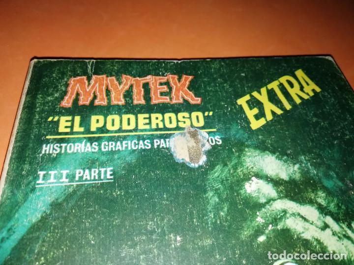 Cómics: MYTEK EL PODEROSO. Nº 7.REY DE LOS AIRES. VERTICE. TACO. BUEN ESTADO. 1970. - Foto 5 - 155847906