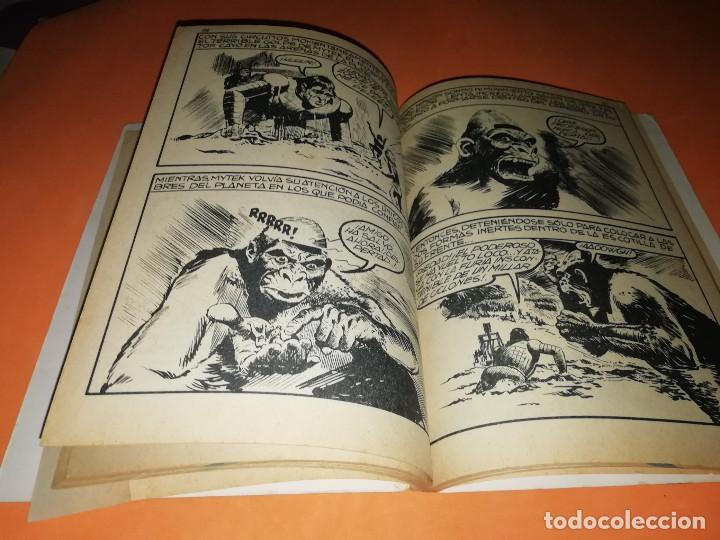 Cómics: MYTEK EL PODEROSO. Nº 7.REY DE LOS AIRES. VERTICE. TACO. BUEN ESTADO. 1970. - Foto 7 - 155847906
