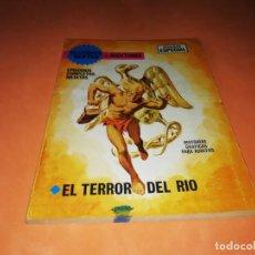 Cómics: EL TERROR DEL RIO. SELECCIONES VERTICE. Nº 55. VERTICE TACO. BUEN ESTADO. 1969. Lote 155894686