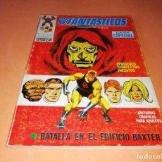 Cómics: LOS 4 FANTASTICOS. BATALLA EN EL EDIFICIO BAXTER Nº 20. VERTICE TACO. 1970. BUEN ESTADO.. Lote 155946354