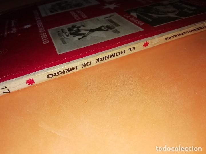 Cómics: EL HOMBRE DE HIERRO. EL TERRIBLE ARIETE. Nº 17 VERTICE TACO. 1970. BUEN ESTADO. - Foto 4 - 155950882