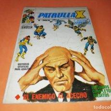 Cómics: LA PATRULLA X .EL ENEMIGO AL ACECHO. Nº 7 VERTICE TACO. 1970. BUEN ESTADO.. Lote 156044306