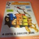 Cómics: LOS VENGADORES. CONTRA EL CABALLERO NEGRO. Nº 7 VERTICE TACO. 1970. BUEN ESTADO.. Lote 156051250