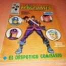 Cómics: LOS VENGADORES. EL DESPOTICO COMISARIO. Nº 8 VERTICE TACO. 1970. BUEN ESTADO.. Lote 156051770