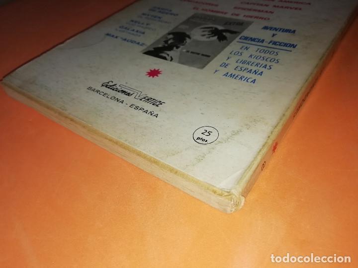 Cómics: LOS VENGADORES. EL DESPOTICO COMISARIO. Nº 8 VERTICE TACO. 1970. BUEN ESTADO. - Foto 4 - 156051770
