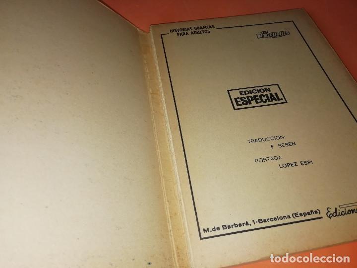 Cómics: LOS VENGADORES. EL DESPOTICO COMISARIO. Nº 8 VERTICE TACO. 1970. BUEN ESTADO. - Foto 5 - 156051770