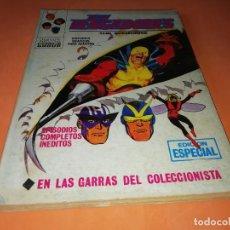 Cómics: LOS VENGADORES. EN LAS GARRAS DEL COLECCIONISTA. Nº 23 VERTICE TACO. 1970. BUEN ESTADO. Lote 156056086