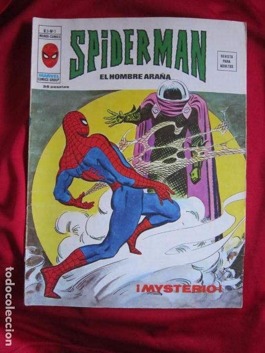 Cómics: SPIDERMAN VOL. 3 COLECCION COMPLETA 76 COMICS VERTICE AÑOS 70 BASTANTE BUENOS - Foto 7 - 156132254