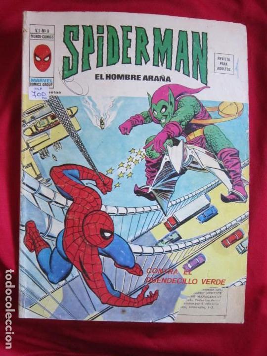 Cómics: SPIDERMAN VOL. 3 COLECCION COMPLETA 76 COMICS VERTICE AÑOS 70 BASTANTE BUENOS - Foto 9 - 156132254