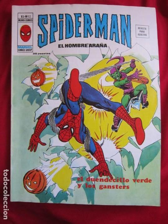 Cómics: SPIDERMAN VOL. 3 COLECCION COMPLETA 76 COMICS VERTICE AÑOS 70 BASTANTE BUENOS - Foto 12 - 156132254