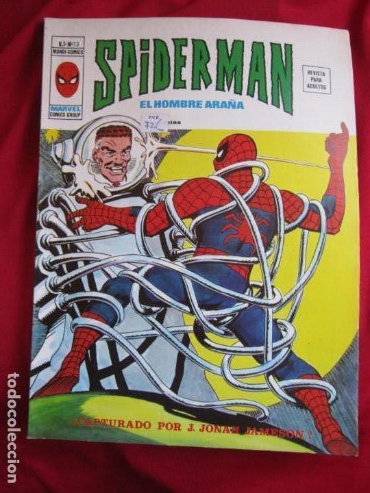 Cómics: SPIDERMAN VOL. 3 COLECCION COMPLETA 76 COMICS VERTICE AÑOS 70 BASTANTE BUENOS - Foto 13 - 156132254