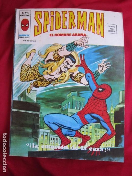Cómics: SPIDERMAN VOL. 3 COLECCION COMPLETA 76 COMICS VERTICE AÑOS 70 BASTANTE BUENOS - Foto 17 - 156132254