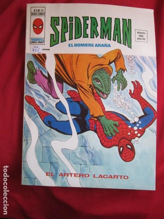 Cómics: SPIDERMAN VOL. 3 COLECCION COMPLETA 76 COMICS VERTICE AÑOS 70 BASTANTE BUENOS - Foto 20 - 156132254