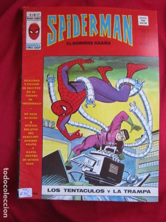 Cómics: SPIDERMAN VOL. 3 COLECCION COMPLETA 76 COMICS VERTICE AÑOS 70 BASTANTE BUENOS - Foto 24 - 156132254