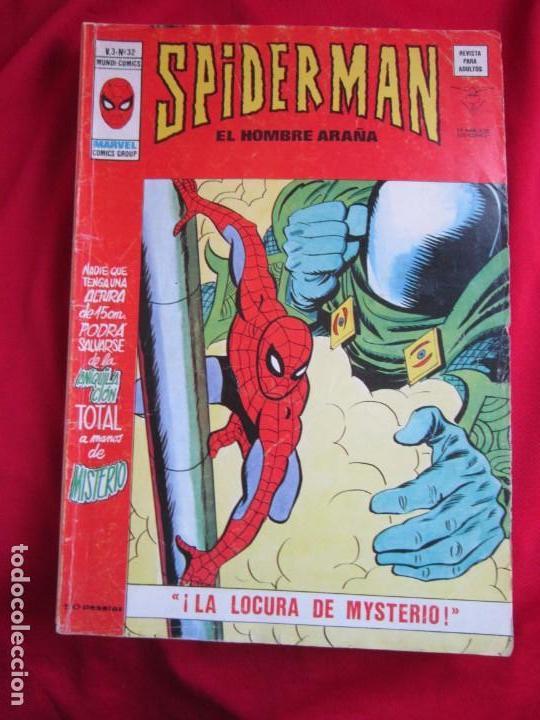 Cómics: SPIDERMAN VOL. 3 COLECCION COMPLETA 76 COMICS VERTICE AÑOS 70 BASTANTE BUENOS - Foto 33 - 156132254