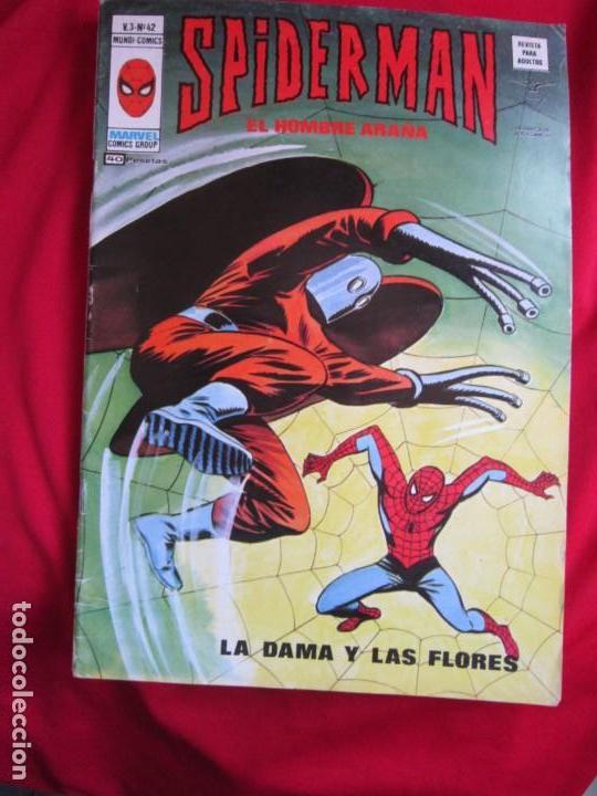 Cómics: SPIDERMAN VOL. 3 COLECCION COMPLETA 76 COMICS VERTICE AÑOS 70 BASTANTE BUENOS - Foto 43 - 156132254