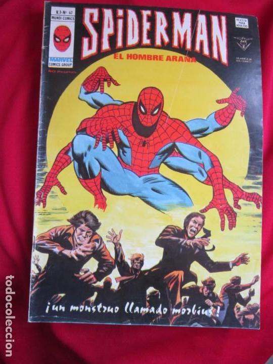 Cómics: SPIDERMAN VOL. 3 COLECCION COMPLETA 76 COMICS VERTICE AÑOS 70 BASTANTE BUENOS - Foto 44 - 156132254