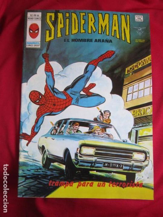 Cómics: SPIDERMAN VOL. 3 COLECCION COMPLETA 76 COMICS VERTICE AÑOS 70 BASTANTE BUENOS - Foto 45 - 156132254