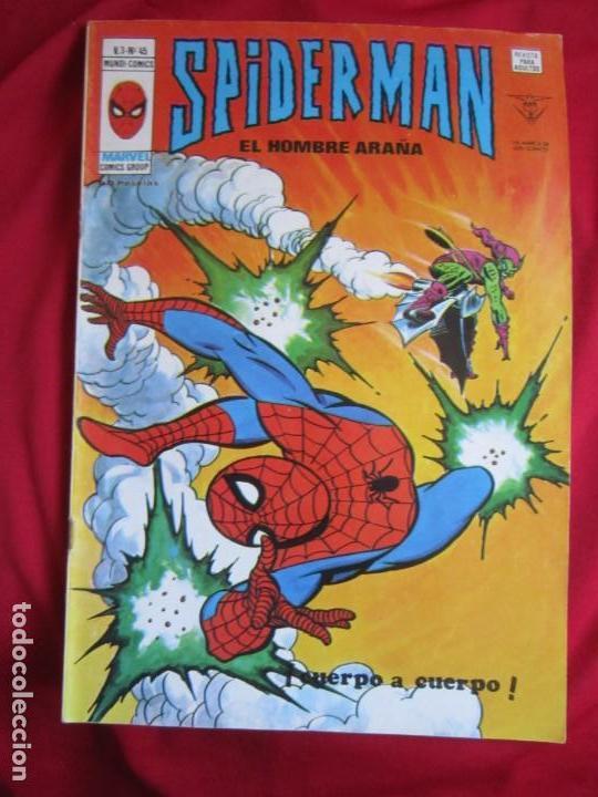 Cómics: SPIDERMAN VOL. 3 COLECCION COMPLETA 76 COMICS VERTICE AÑOS 70 BASTANTE BUENOS - Foto 46 - 156132254
