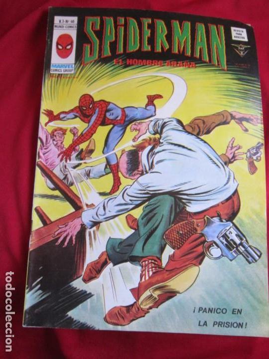 Cómics: SPIDERMAN VOL. 3 COLECCION COMPLETA 76 COMICS VERTICE AÑOS 70 BASTANTE BUENOS - Foto 47 - 156132254
