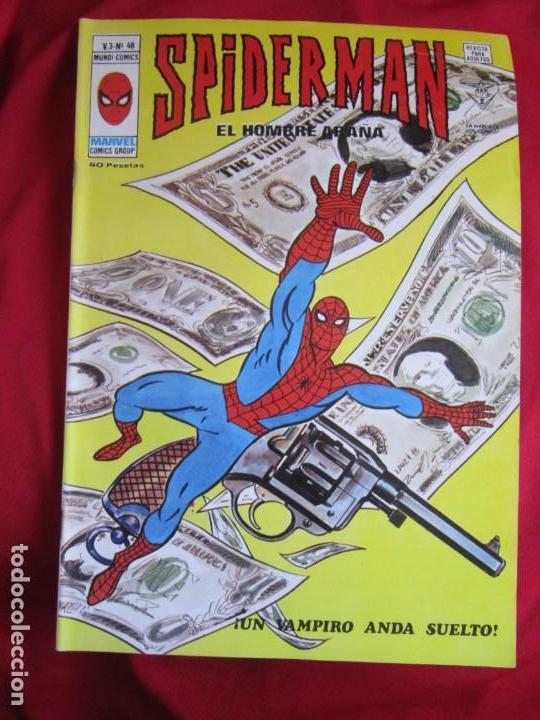 Cómics: SPIDERMAN VOL. 3 COLECCION COMPLETA 76 COMICS VERTICE AÑOS 70 BASTANTE BUENOS - Foto 49 - 156132254
