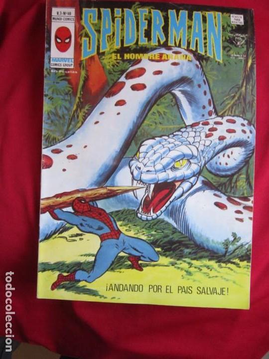 Cómics: SPIDERMAN VOL. 3 COLECCION COMPLETA 76 COMICS VERTICE AÑOS 70 BASTANTE BUENOS - Foto 50 - 156132254