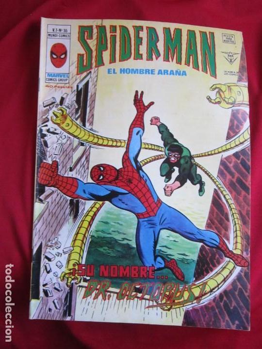 Cómics: SPIDERMAN VOL. 3 COLECCION COMPLETA 76 COMICS VERTICE AÑOS 70 BASTANTE BUENOS - Foto 52 - 156132254