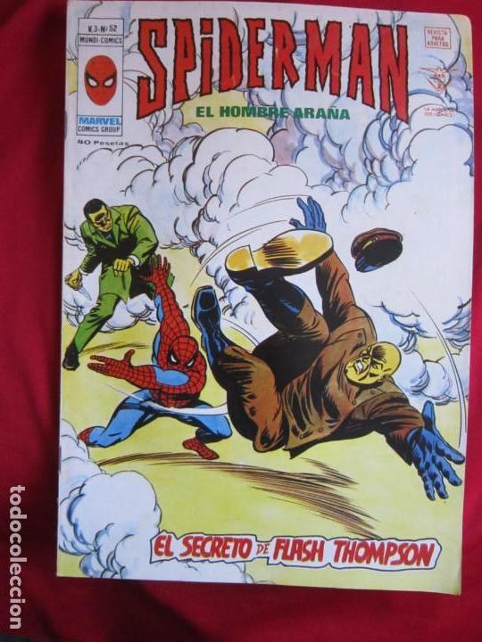 Cómics: SPIDERMAN VOL. 3 COLECCION COMPLETA 76 COMICS VERTICE AÑOS 70 BASTANTE BUENOS - Foto 53 - 156132254