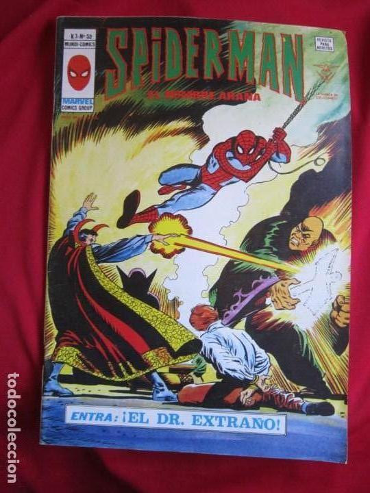 Cómics: SPIDERMAN VOL. 3 COLECCION COMPLETA 76 COMICS VERTICE AÑOS 70 BASTANTE BUENOS - Foto 54 - 156132254