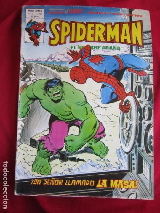 Cómics: SPIDERMAN VOL. 3 COLECCION COMPLETA 76 COMICS VERTICE AÑOS 70 BASTANTE BUENOS - Foto 56 - 156132254