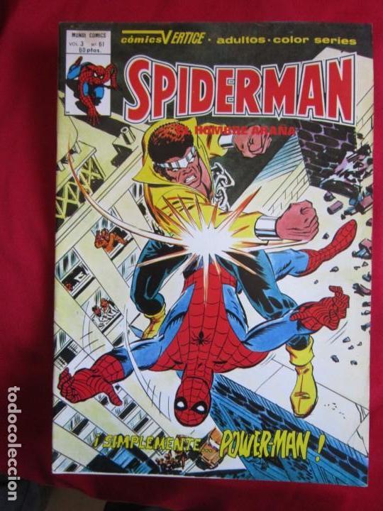 Cómics: SPIDERMAN VOL. 3 COLECCION COMPLETA 76 COMICS VERTICE AÑOS 70 BASTANTE BUENOS - Foto 62 - 156132254