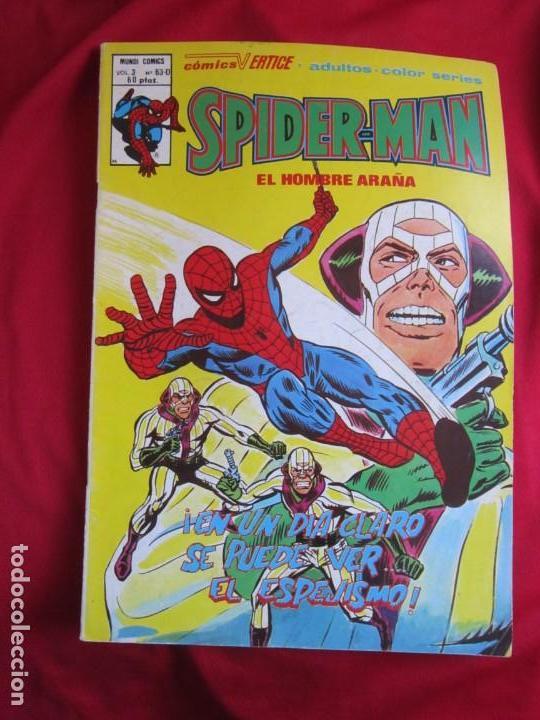 Cómics: SPIDERMAN VOL. 3 COLECCION COMPLETA 76 COMICS VERTICE AÑOS 70 BASTANTE BUENOS - Foto 64 - 156132254