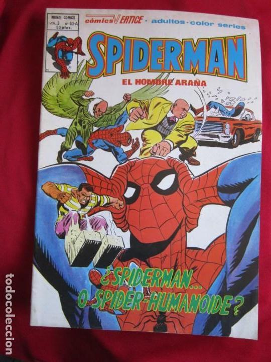 Cómics: SPIDERMAN VOL. 3 COLECCION COMPLETA 76 COMICS VERTICE AÑOS 70 BASTANTE BUENOS - Foto 65 - 156132254