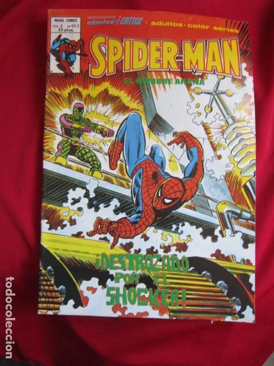 Cómics: SPIDERMAN VOL. 3 COLECCION COMPLETA 76 COMICS VERTICE AÑOS 70 BASTANTE BUENOS - Foto 66 - 156132254