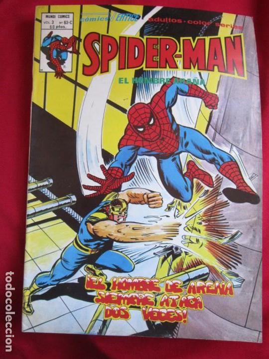 Cómics: SPIDERMAN VOL. 3 COLECCION COMPLETA 76 COMICS VERTICE AÑOS 70 BASTANTE BUENOS - Foto 67 - 156132254