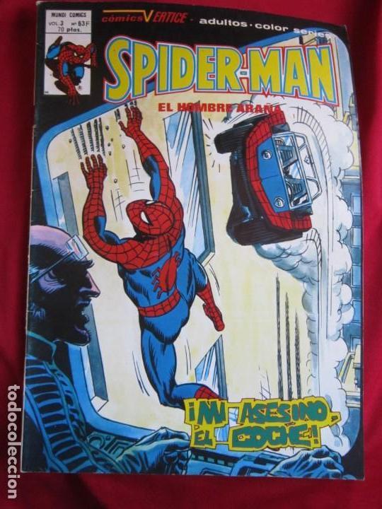 Cómics: SPIDERMAN VOL. 3 COLECCION COMPLETA 76 COMICS VERTICE AÑOS 70 BASTANTE BUENOS - Foto 70 - 156132254