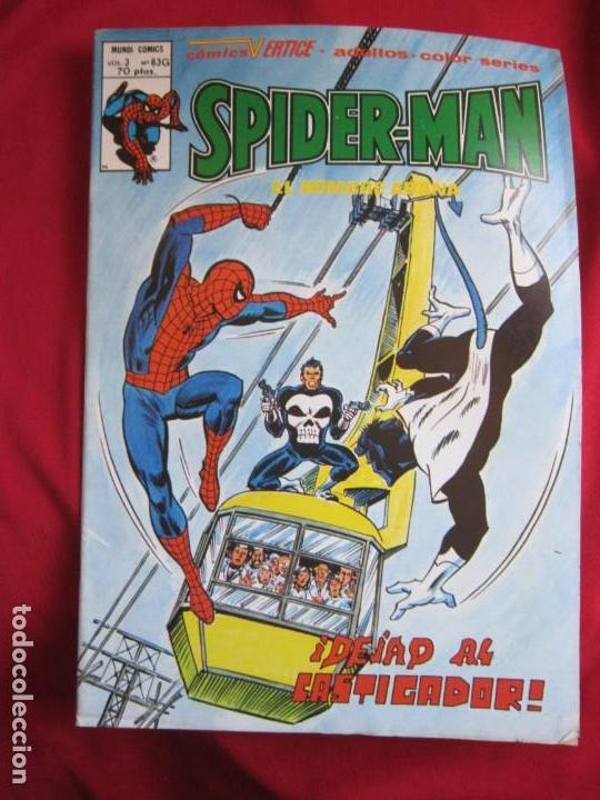 Cómics: SPIDERMAN VOL. 3 COLECCION COMPLETA 76 COMICS VERTICE AÑOS 70 BASTANTE BUENOS - Foto 71 - 156132254