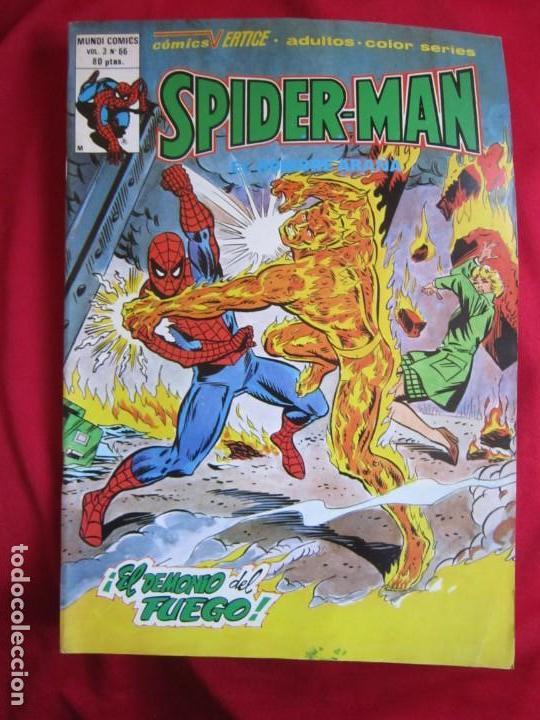 Cómics: SPIDERMAN VOL. 3 COLECCION COMPLETA 76 COMICS VERTICE AÑOS 70 BASTANTE BUENOS - Foto 72 - 156132254