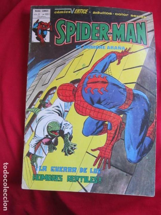 Cómics: SPIDERMAN VOL. 3 COLECCION COMPLETA 76 COMICS VERTICE AÑOS 70 BASTANTE BUENOS - Foto 73 - 156132254