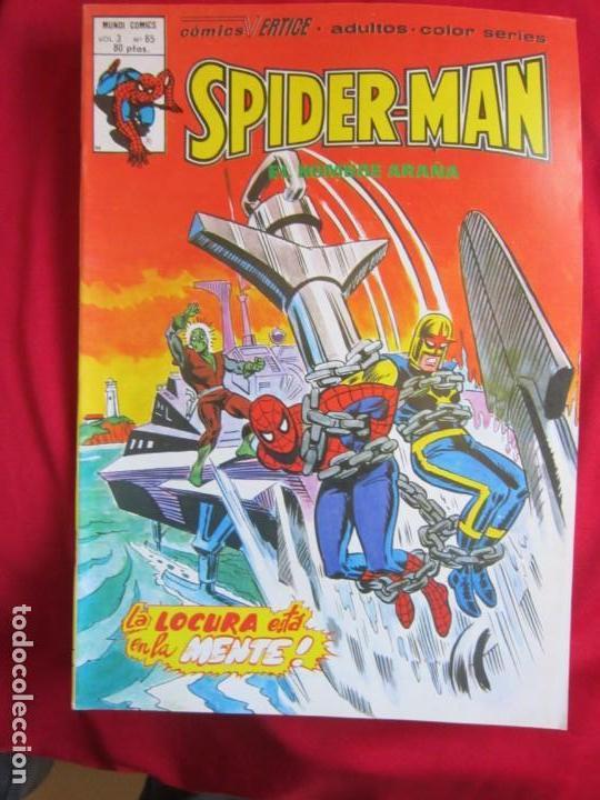 Cómics: SPIDERMAN VOL. 3 COLECCION COMPLETA 76 COMICS VERTICE AÑOS 70 BASTANTE BUENOS - Foto 75 - 156132254