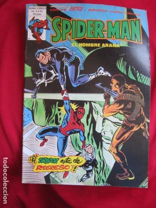 Cómics: SPIDERMAN VOL. 3 COLECCION COMPLETA 76 COMICS VERTICE AÑOS 70 BASTANTE BUENOS - Foto 76 - 156132254